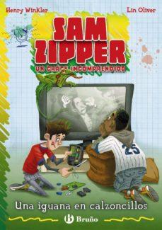 Inciertagloria.es El Dia De La Iguana: Sam Ziper Image