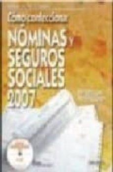 Debatecd.mx Como Confeccionar Nominas Y Seguros Sociales 2007 (20ª Ed.) (Incluye Cd-rom) Image
