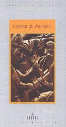 Cdaea.es Cantar De Valtario (Medievales Nº 8) Image