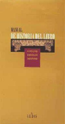 Comercioslatinos.es Manual De Historia Del Libro Image