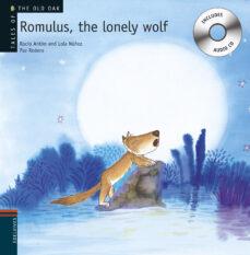 romulus, the lonely wolf (incluye cd)-rocio anton-9788426377234