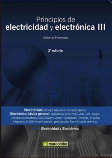 Descargar PRINCIPIOS DE ELECTRICIDAD Y ELECTRONICA III gratis pdf - leer online