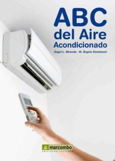 abc del aire acondicionado (2ª ed.)-angel l. miranda-m. ange domenech-9788426718334