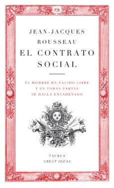 el contrato social (great ideas)-jean-jacques rousseau-9788430601134