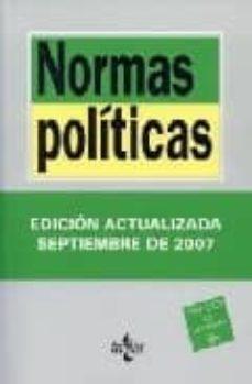 Inmaswan.es Normas Politicas (8ª Ed.) Image