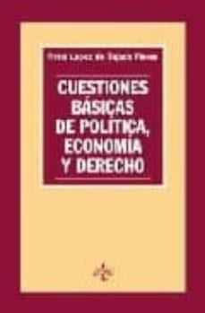 Lofficielhommes.es Cuestiones Basicas De Politica, Economia Y Derecho Image