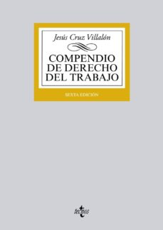 Noticiastoday.es Compendio De Derecho Del Trabajo (6ª Ed) Image