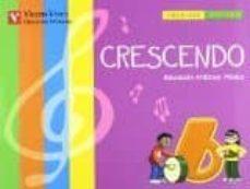 Eldeportedealbacete.es Crescendo 6. Libro + Cd Image
