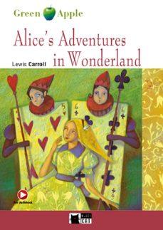 Descargas gratuitas de libros electrónicos gratis ALICE S ADVENTURES IN WONDERLAND. BOOK + CD de LEWIS CARROLL