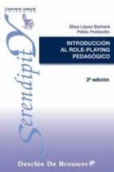 introduccion al role-playing pedagogico-elisa lopez barbera-pablo poblacion-pablo poblacion knappe-9788433015334