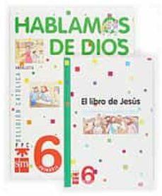 Ojpa.es Hablamos De Dios (6º Educacion Primaria. Andalucia) Image