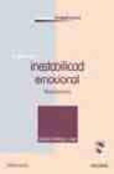 Descargar TRATANDO INESTABILIDAD EMOCIONAL: TERAPIA ICONICA gratis pdf - leer online