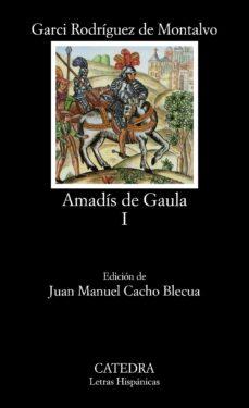 Descargas de libros de adio gratis AMADIS DE GAULA I
