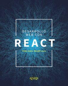 Descargar DESARROLLO WEB CON REACT gratis pdf - leer online