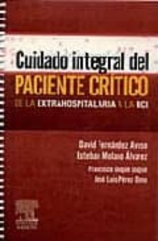 Upgrade6a.es Cuidado Integral Del Paciente Critico: De La Extrahospitalaria A La Uci Image