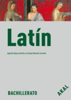 latin   1º bachillerato-9788446021834