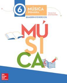 Padella.mx Música 5º Educacion Primaria Quadern D´exercicis Image