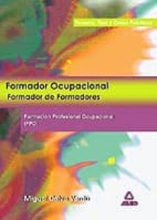 Trailab.it Formador Ocupacional: Formador De Formadores: Temario, Test Y Cas Os Practicos Image