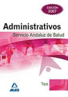 Inciertagloria.es Administrativos Del Servicio Andaluz De Salud. Test Image
