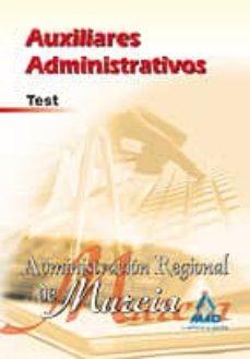 Emprende2020.es Auxiliares Administrativos De La Administracion Regional De Murci A. Test Image