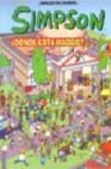 Javiercoterillo.es Magos Del Humor Simpson Nº2: ¿Donde Esta Maggie? Image