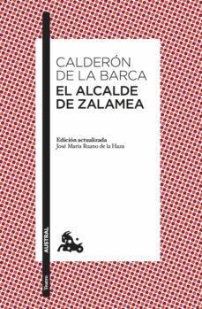 Ebooks descargas gratuitas txt EL ALCALDE DE ZALAMEA (Spanish Edition) PDF ePub de PEDRO CALDERON DE LA BARCA 9788467052534