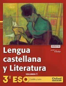 Padella.mx Adarve Lengua Cota 3ºeso /Aned 2011 Castilla Y Leon Image