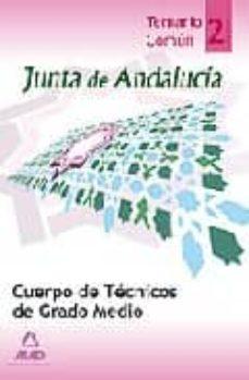 Alienazioneparentale.it Cuerpo Tecnico De Grado Medio De La Junta De Andalucia. Temario C Omun: Volumen Ii Image