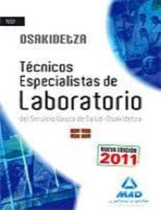 Ironbikepuglia.it Tecnicos Especialistas De Laboratorio Del Servicio Vasco De Salud /Osakidetza. Test Image
