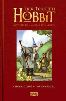 el hobbit  (edicion de lujo)-j. r. r. tolkien-chuck dixon-david wenzel-9788467909234