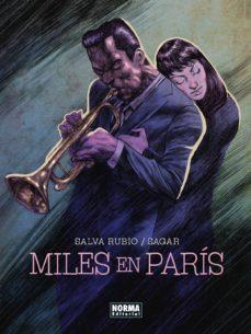 Descarga de audiolibros gratuitos en línea MILES EN PARIS