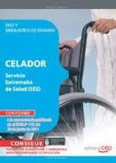 Officinefritz.it Celador Servicio Extremeño De Salud. Test Y Simulacros De Examen Image