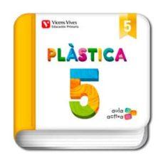 Javiercoterillo.es Plastica 5º Primaria Aula Activa Ed 2014 Catala Image