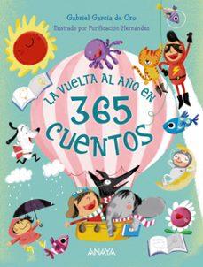 Ojpa.es La Vuelta Al Año En 365 Cuentos Image