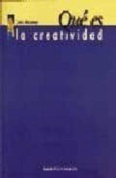 que es la creatividad-carlos alonso monreal-9788470308734