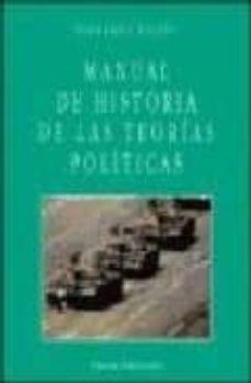 Encuentroelemadrid.es Manual De Historia De Las Teorias Politicas Image