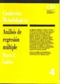 analisis de regresion multiple-mauro f. guillen-9788474761634