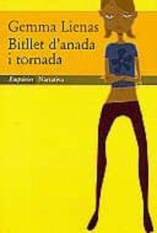 billet d anada i tronada-gemma lienas-9788475966434
