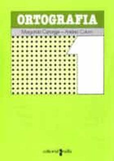 Garumclubgourmet.es Ortografia 1 (Ed.primaria) (C.inicial) Image