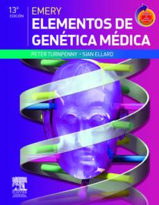 Debatecd.mx Emery: Elementos De Genetica Medica + Student Consult (13ª Ed.) Image