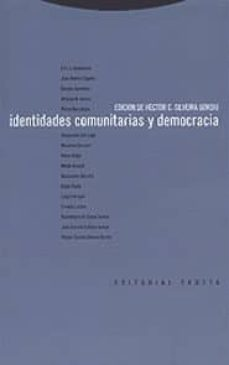 identidades comunitarias y democracia-9788481644234