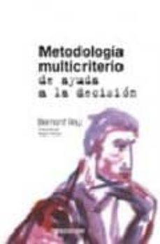 Cronouno.es Metodologia Multicriterio De Ayuda A La Decision Image