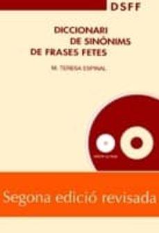 Debatecd.mx Diccionari De Sinonims I Frases Fetes Image