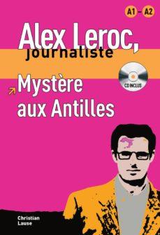 Descargar MYSTERE AUX ANTILLES gratis pdf - leer online