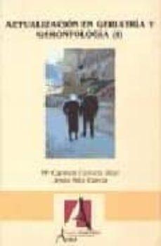 Libros de texto descarga gratuita pdf ACTUALIZACION EN GERIATRIA Y GERINTOLOGIA I