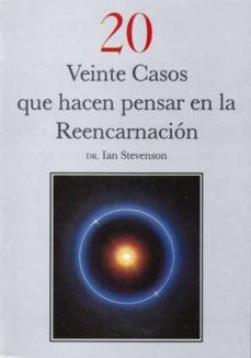 veinte casos que hacen pensar en la reencarnacion-ian stevenson-9788487476334