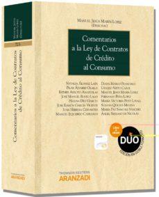 Emprende2020.es Comentarios A La Ley De Contratos De Credito Al Consumo Image