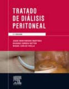 Descarga gratuita de libros torrent TRATADO DE DIALISIS PERITONEAL (2ª ED.) 9788490227534 de JESUS MONTENEGRO MARTINEZ, RICARDO CORREA ROTTER