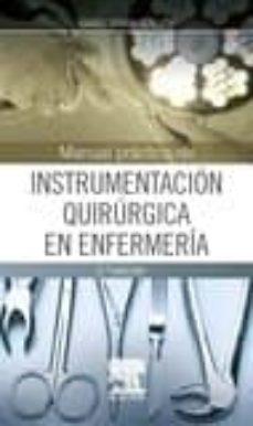 manual practico de instrumentacion quirurgica en enfermeria (2ª ed.)-i. serra guillen-9788490228234
