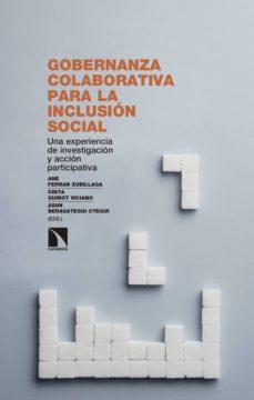 Descargas de libros electrónicos para portátiles GOBERNANZA COLABORATIVA PARA LA INCLUSIÓN SOCIAL en español RTF iBook 9788490978634 de